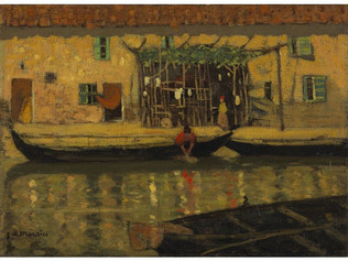 National Gallery showcases works by James Wilson Morrice, Canada's first great vagabond painter