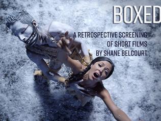 SAW Video Dec 10th - Shane BelcourtRetrospective Of  Short Films