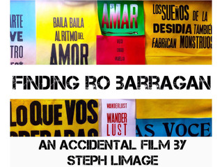 New Film - FINDING RO BARRAGAN