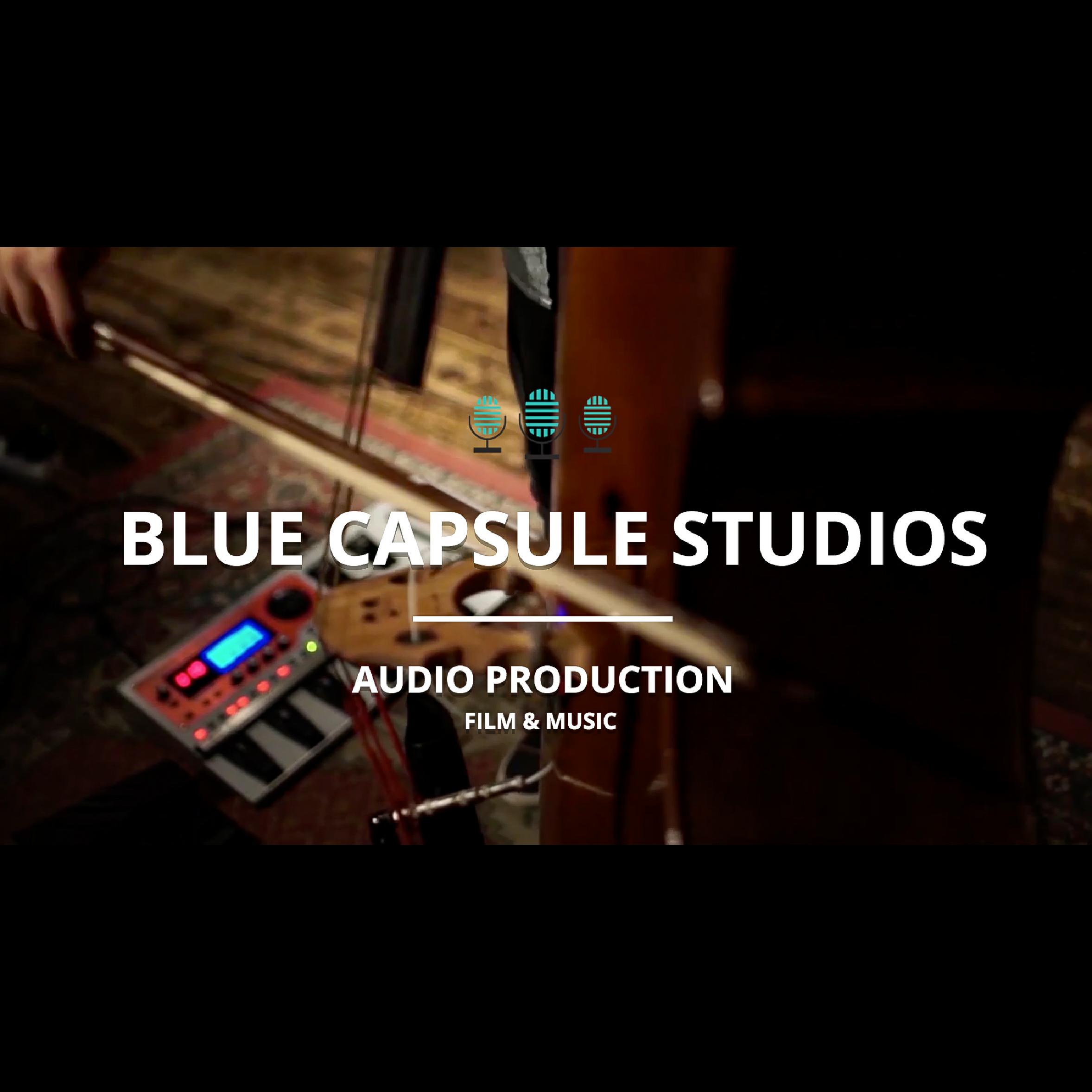 Blue Capsule Studios Vancouver