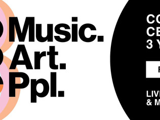 Party Tonight in Ottawa! - Music.Art.Ppl Anniversary Celebration