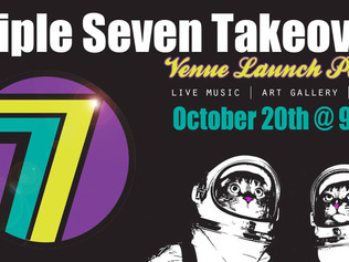 Affordable Artist Studios + Launch party Tomorrow! Temporaire Gatineau is Now Triple Seven and under