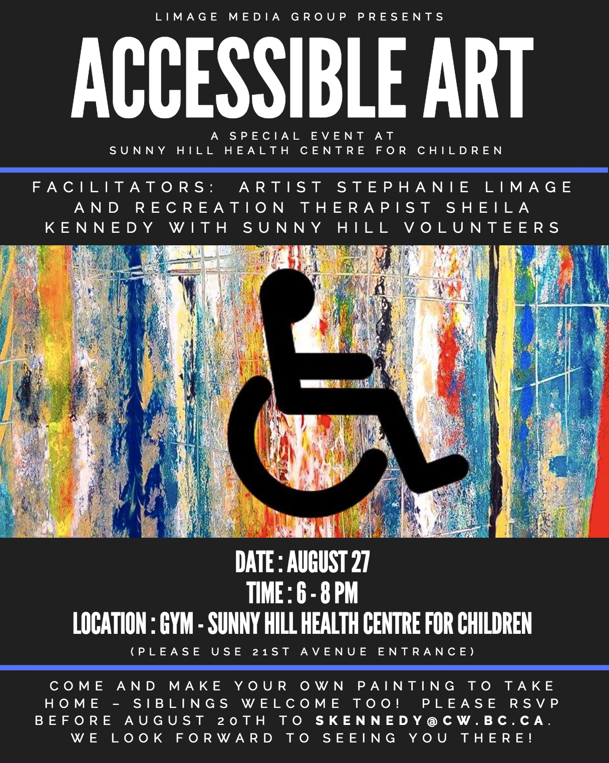 Accessible Art _Sunny Hill 2018
