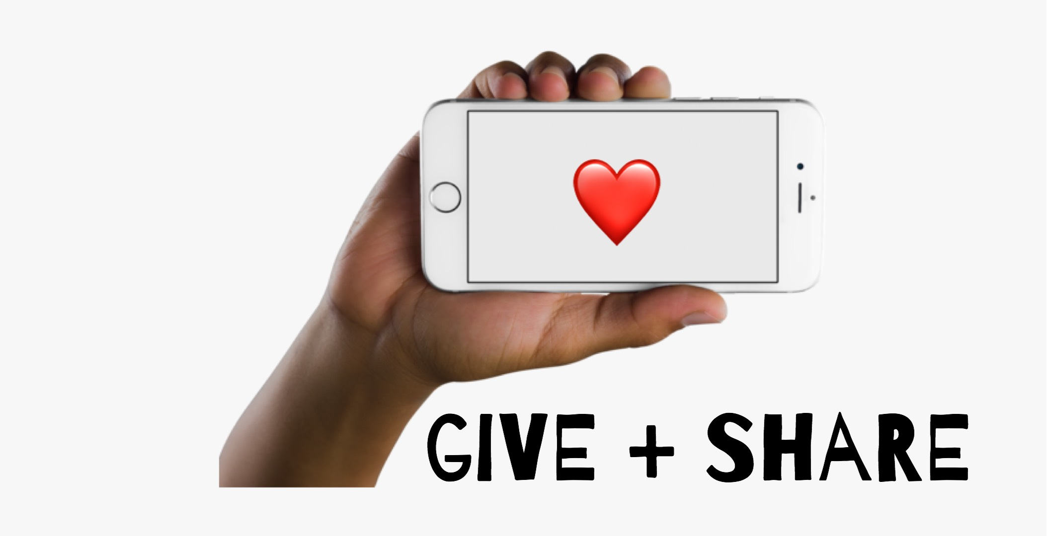 Give + Share Mobile App