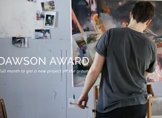 Dawson Residency Award | Deadline March 1st 2019