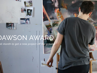 Dawson Residency Award | Deadline March 1st 2019