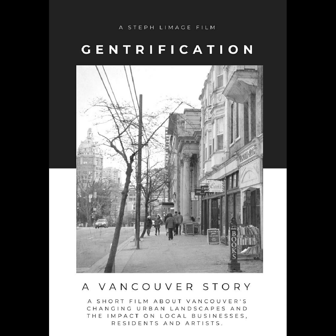 Gentrification A Vancouver Story