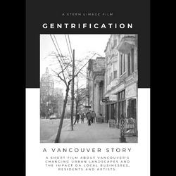 Gentrification A Vancouver Story