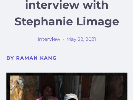 Connecting Tech with Humanitarianism: A Masterminds interview with Stephanie Limage