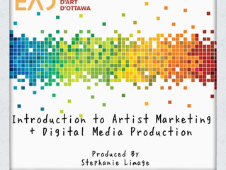 Introduction to Artist Marketing + Digital Media Production - A Five Week Course