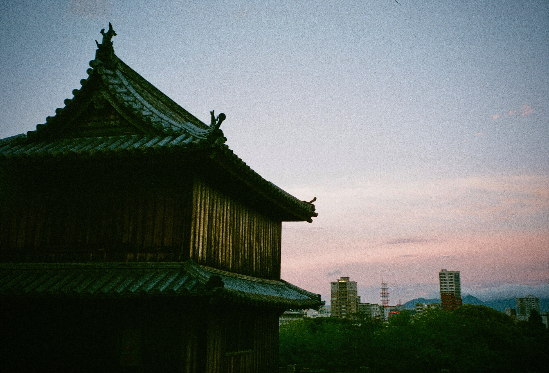 35mm Kodak Film Japan 2019