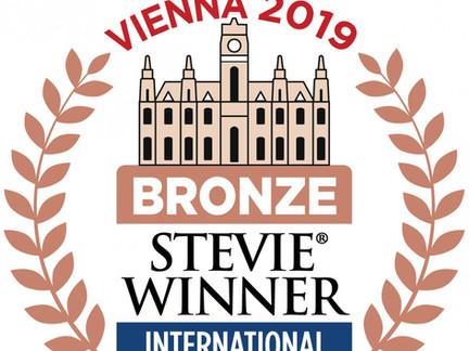 LIMAGE MEDIA GROUP WINS BRONZE STEVIE® AWARD IN 2019 INTERNATIONAL BUSINESS AWARDS®