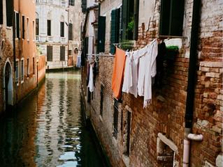 New Work | 35mm Kodak Film Venice Italy Photography