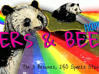 QUEERS & BEERS [ Glitter Hoppy Edition ]