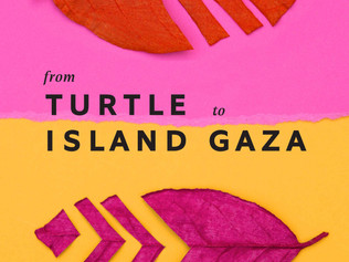 From Turtle Island to Gaza | New Work From Poet David Groulx