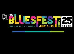 Ottawa Blues Fest 2019 Schedule