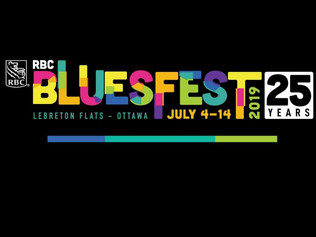 Ottawa Blues Fest 2019 Schedule