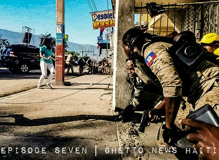 Episode Seven | Ghetto News Haiti (BETA)