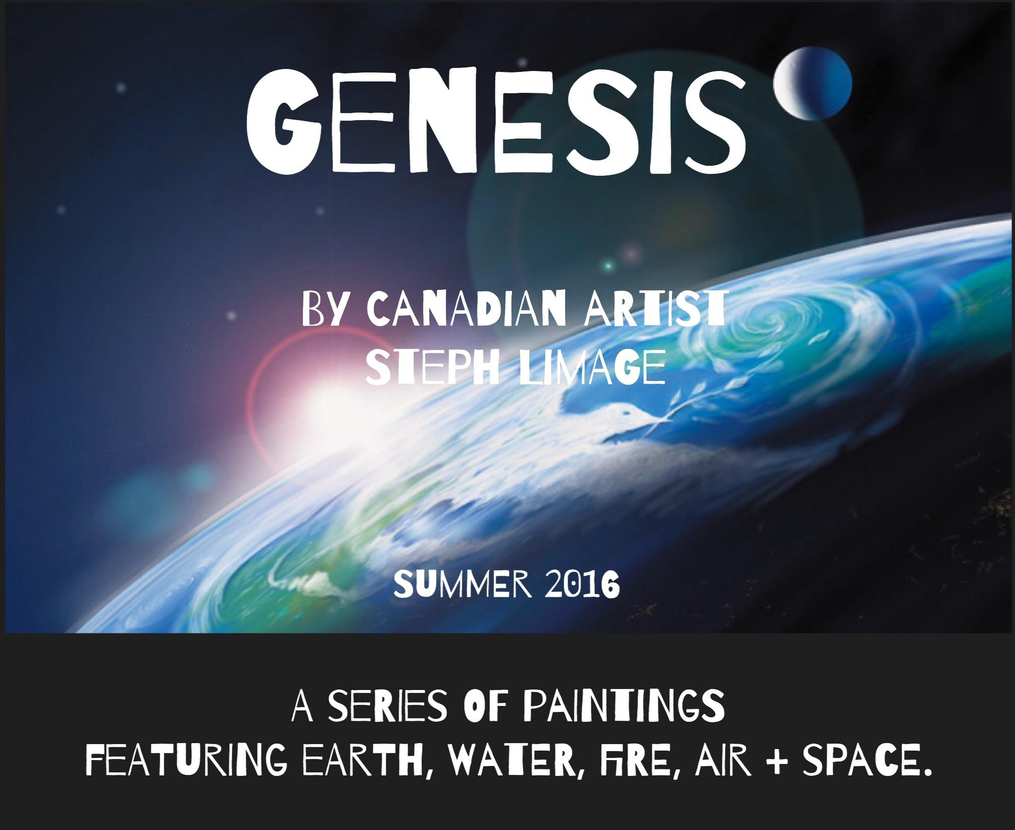 Genesis 2016
