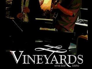 Live Music | Somerset Combo at Vinyards - July 31st & August 1st