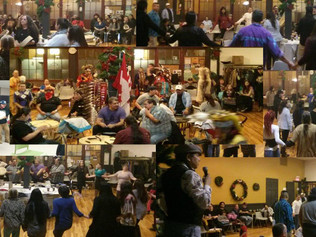 DANCING IN THE NEW YEAR Powwow and Round Dance Social in Ottawa