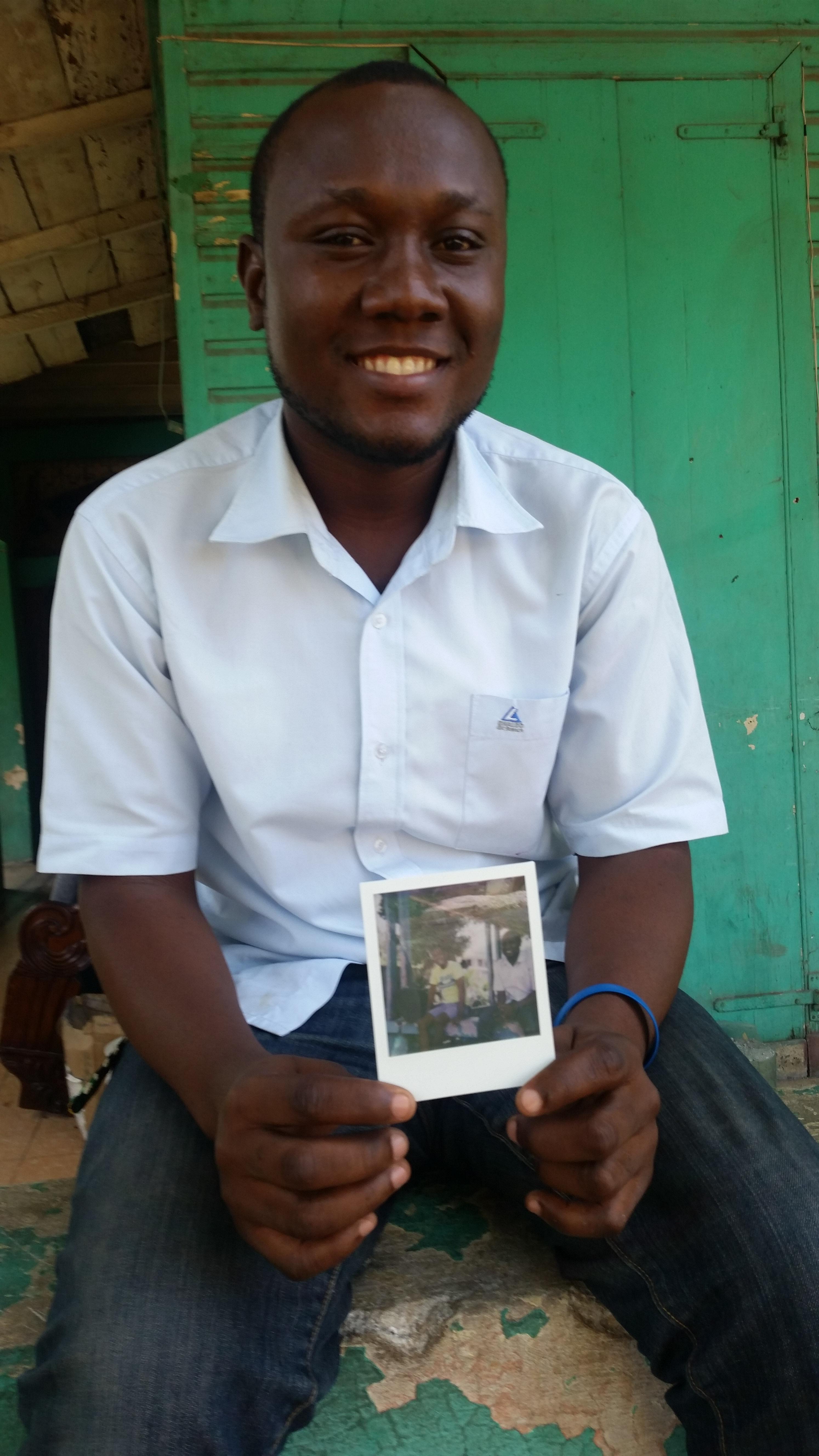 2018 Polaroid Project Haiti