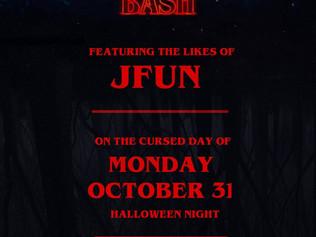 Bar Robo presents MONSTER BASH: A Halloween Dance Party