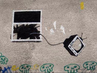 Street Art Stencil Workshop | Triple Seven November 30th