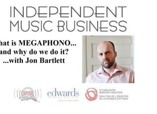 01.13 Indie Music Business #17: Jon Bartlett