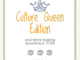 Queer in the Kitchen / Culture Queen Edition: Sauerkraut
