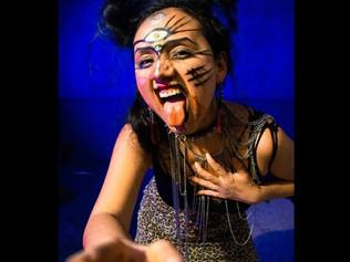 Latina Artist Floods The Capital Region With Fresh Spice - Meet Aymara Alvarado Lang