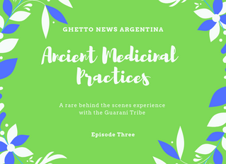 Ancient Medicinal Practices of the South American Guaraní Tribe | Ghetto News Brazil Edition