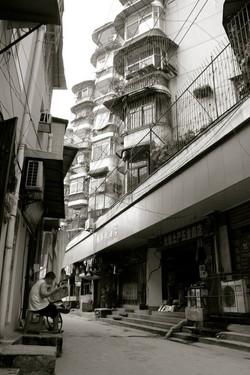 Steph Limage - China