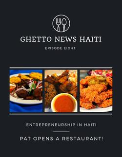 Ghetto news Haiti
