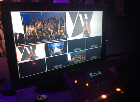 Live Streaming Production / Vancouver Fashion Week