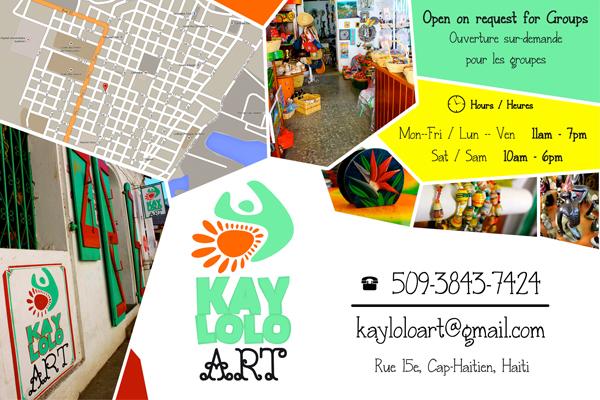 Kay LOLO Art Haiti