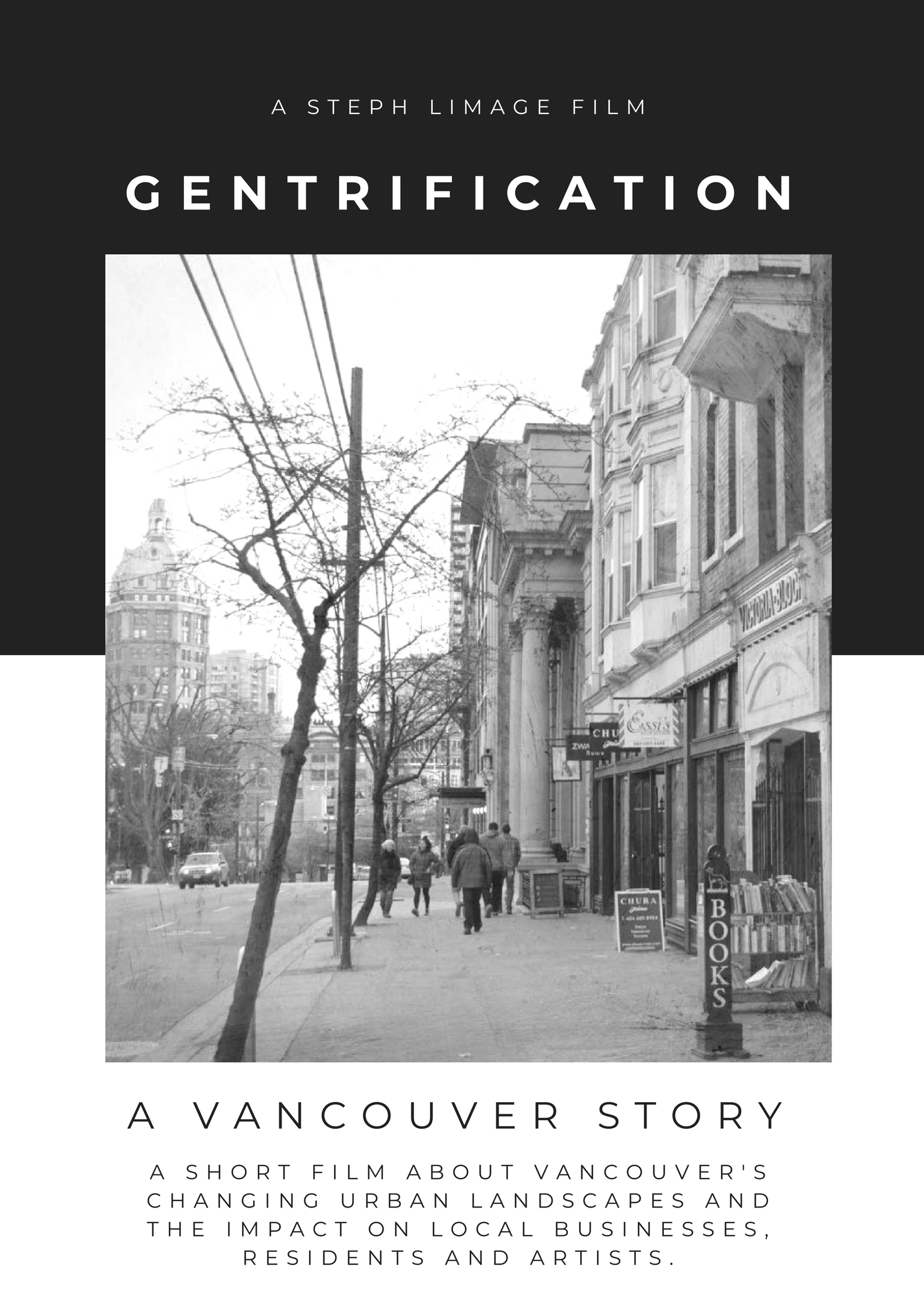 Gentrified A Vancouver Story