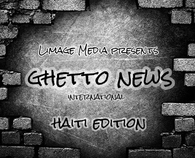 Ghetto News International | Launch January 2018