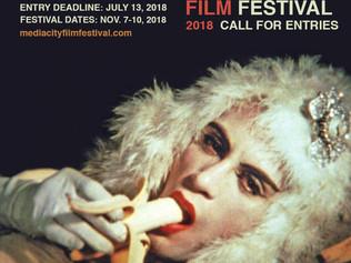 Media City Film Festival   Call For Entries