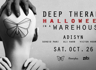 Deep Therapy | Halloween in a Warehouse