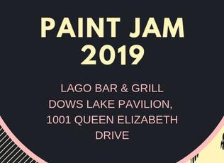 Ottawa Paint Jam | September 19th