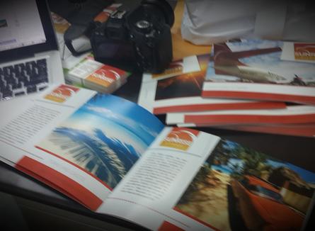 French Travel Publication / Sunrise Airways