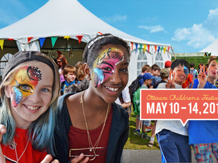 The 2017 Ottawa Children's Festival / May 10-14