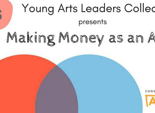 Making Money as an Artist - Roundtable