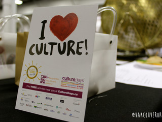 Culture Days At Vancouver Opera