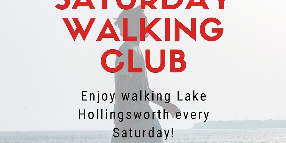 Saturday Walking Club!