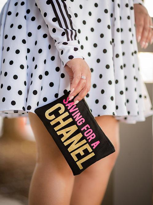 Saving For A Chanel Makeup Bag