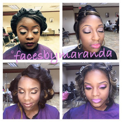 Instagram - More photo shoot makeup today! #MUA #photoshoot #ColumbiaSC #MACaddi