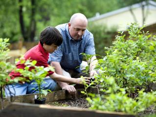 5 trucs pour initier les jeunes au jardinage