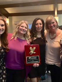 My Marinette Menominee Chamber Award